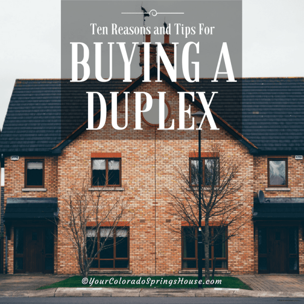 buying a duplex