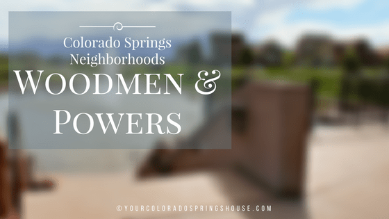 Colorado Springs Neighborhoods: Woodmen-Powers Corridor