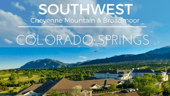 The Distinctive Southwest Colorado Springs