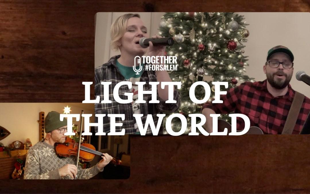 Bonus: 🎶 Light of the World (cover) 🎶