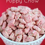 Peppermint Bark Puppy Chow Muddy Buddies Your Cup Of Cake