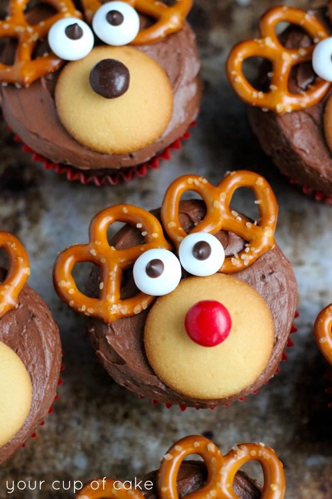 Brown Christmas Presents