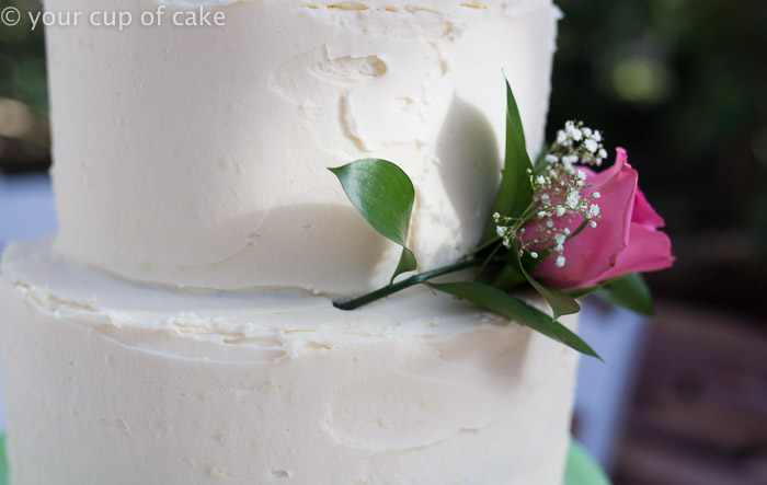 How to Make a Wedding Cake   Your Cup of Cake How to make a wedding cake 126