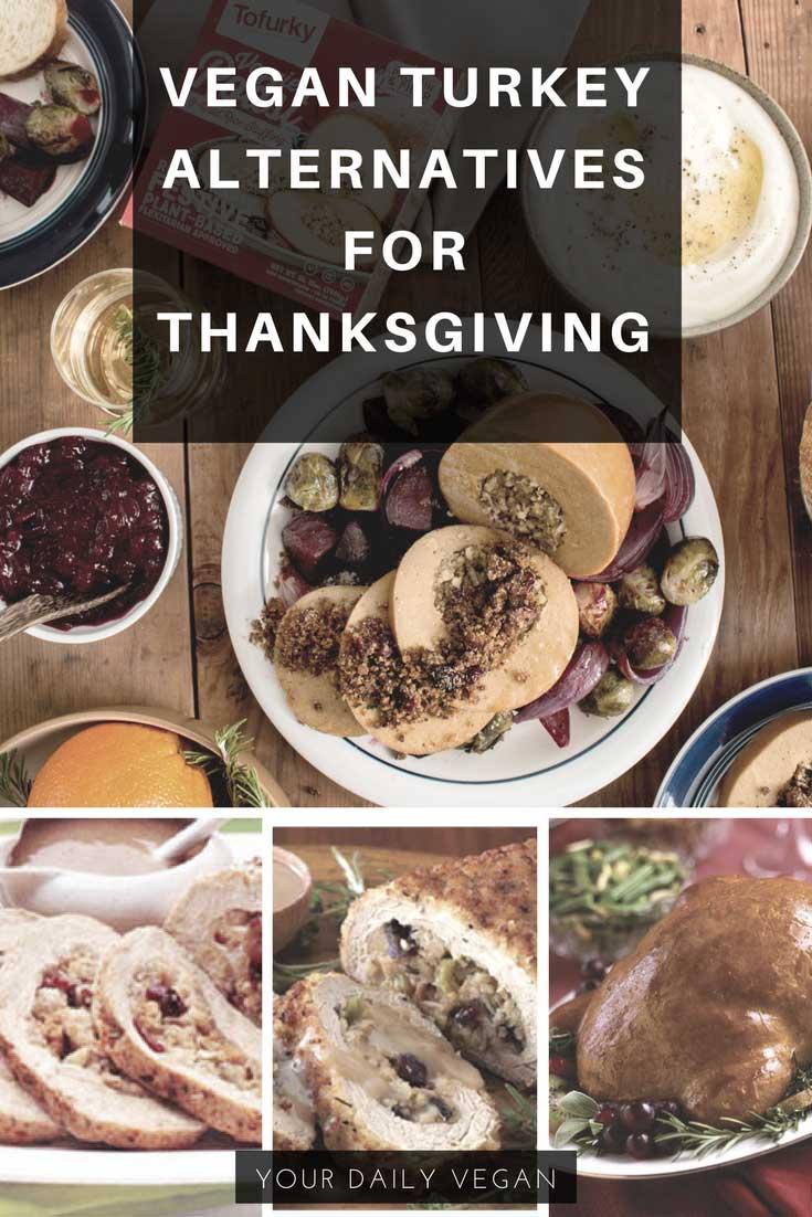 Best Vegan Meat Alternatives For Thanksgiving 2017