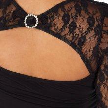 capezio Long sleeve lace top