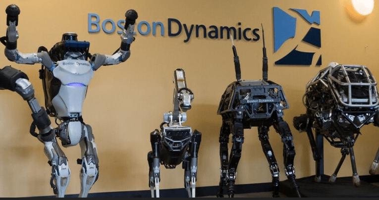 Boston Dynamics Purchased By Hyundai