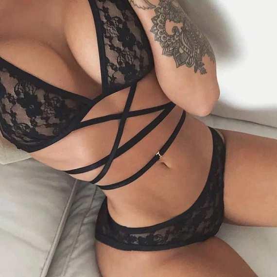 lingerie deux pieces