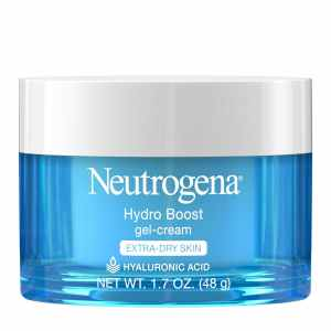 Gel Crème hydratant visage neutrogena hydro boost pour peau sèche