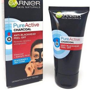 masque peel off garnier skin naturals