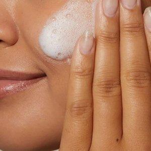 nettoyant visage crème moussante cerave