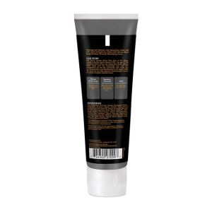 nettoyant detox au charbon african black soap shea moisture
