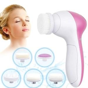 brosse électrique nettoyante visage