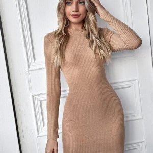 robe moulante femme sexy dos nu