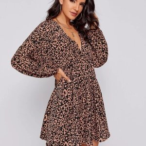 robe femme motif floral tendance