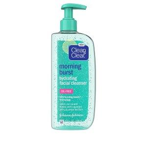 nettoyant hydratant visage clean & clear
