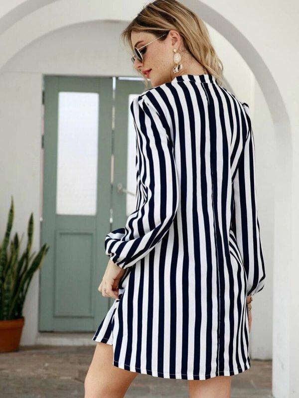 robe courte tendance été femme