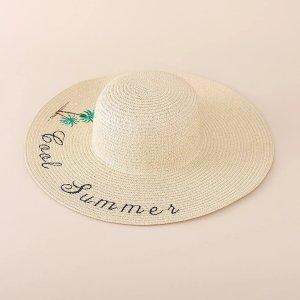 chapeau de plage cool summer