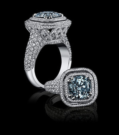 Robert Procop Color Engagement Rings Engagement 101