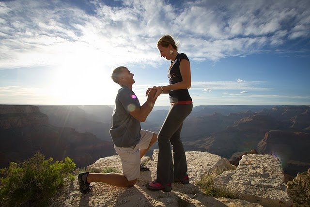 A Grand Canyon Proposal Engagement 101