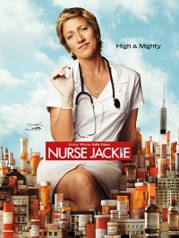 NURSE JACKIE (Season 3) Logo