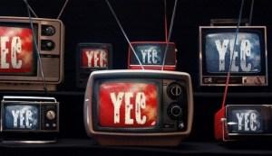 YEC - Vintage tv sets (1)