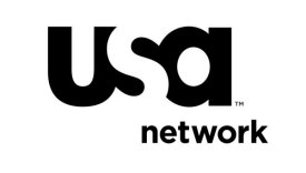 USA Network logo bw