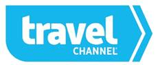 Travel Channel blue arrow logo