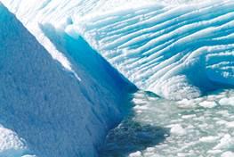 Aerial America - Alaska (icebergs)
