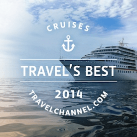 Travel's Best 2014 Cruises