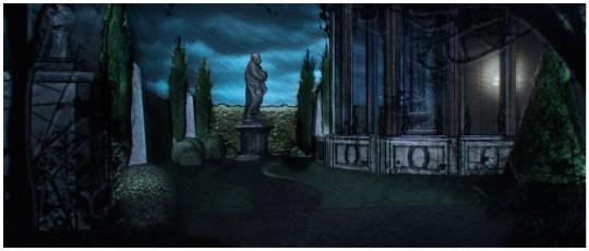 Example of a Haunted Garden