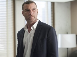 A very angry Ray Donovan