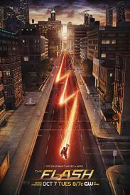 The Flash key art