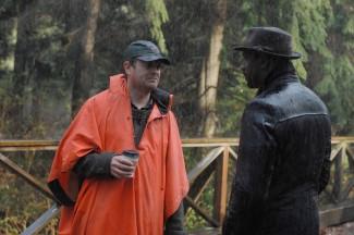 Backstrom and Detective Sergeant John Almond