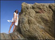 Marianela Pereyra, host of Travel Channel Marianela's Best Beaches