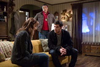 Rosalee isn't safe in her own home but she may not be safer at Nick and Juliette's either.