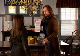 Ichabod is house hunting? Wait...he doesn't have a real job that pays or ID. How is he going to pay for a mortgage?