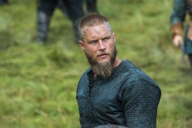 Ragnar (Fimmel) must learn to balance his new responsibilities as King and family time.