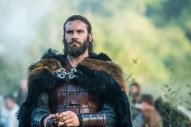 Rollo's bravery during the second siege of Paris gets him noticed again by the French.