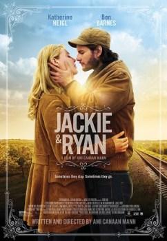 Jackie and Ryan movie Key Art