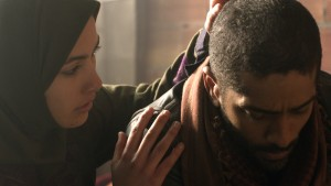 """TYRANT -- """"Faith"""" -- Episode 203 (Airs Tuesday, June 30, 10:00 pm e/p) Pictured: (l-r) Mor Polanuer as Samira, Alexander Karim as Ihab. CR: FX"""