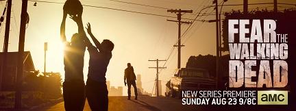 Fear The Walking Dead banner key art