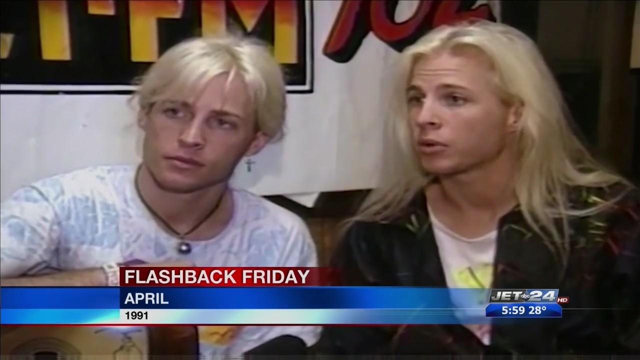 Flashback Friday - April 1991