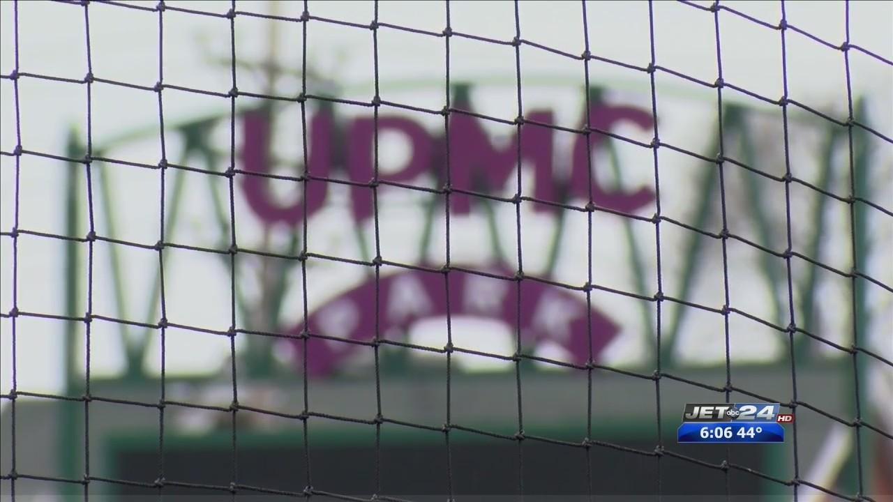 UPMC Park renovations underway