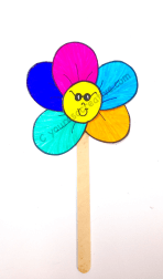 Flower Craft Project