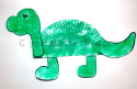 Brontosuarus Dinosaur Craft Project