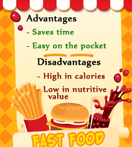 fast food advantages and disadvantages essay in hindi docoments healthy foods essay junk food
