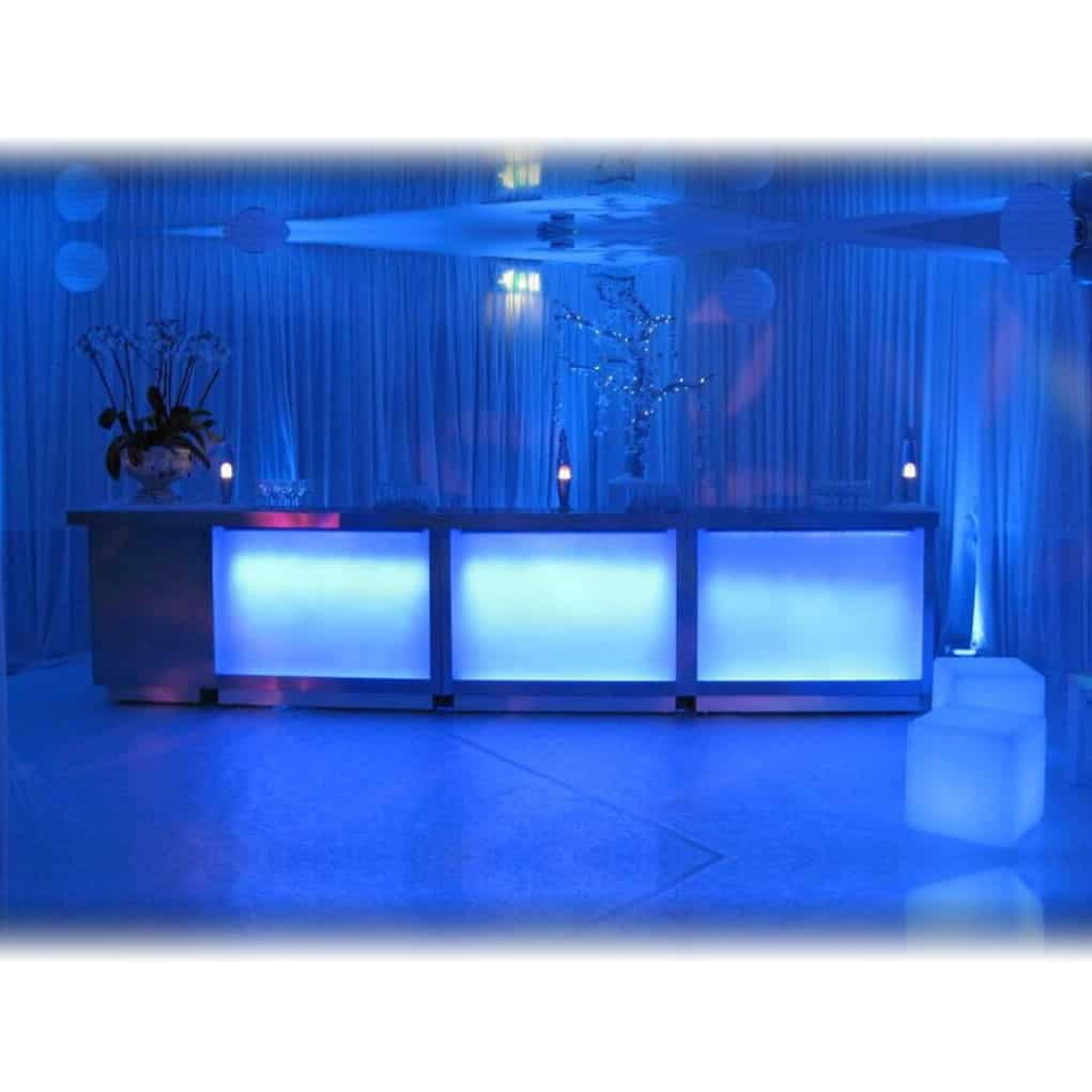Led Bar Hertfordshire Events Weddings Dj Audio Amp Pa