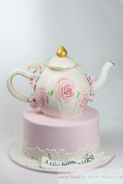 Kitchen Tea And Bridal Shower Cakes Sydney