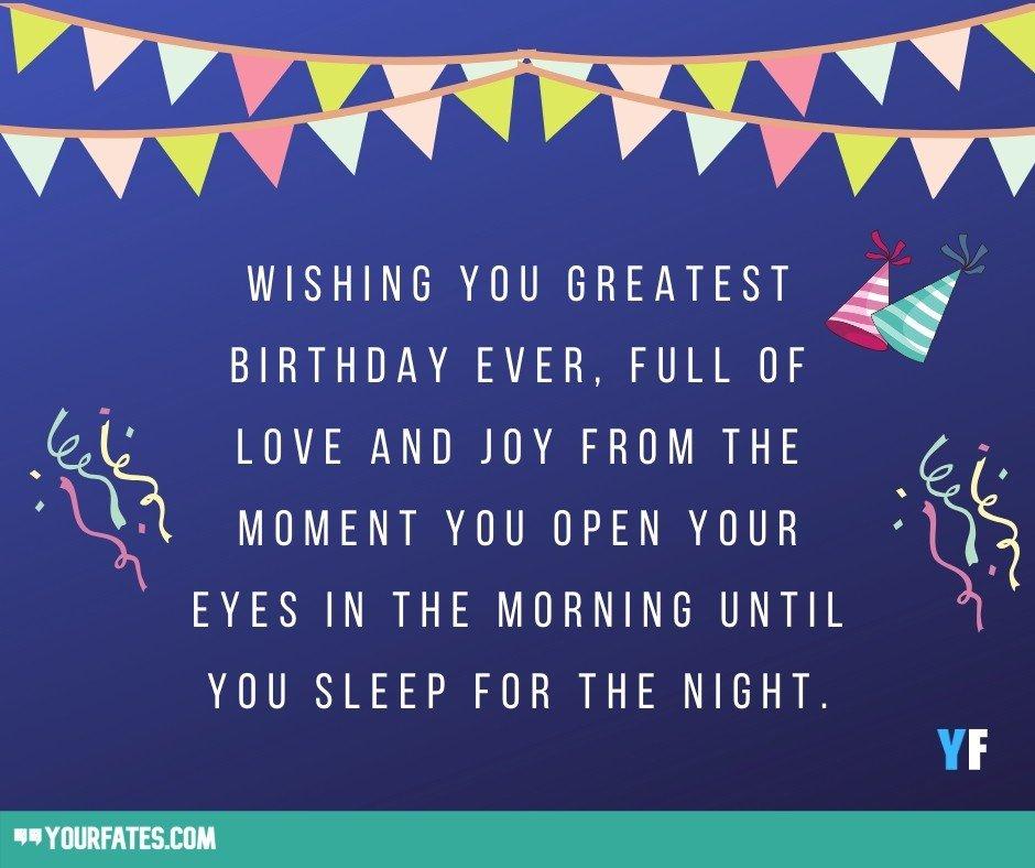 Best 100 Facebook Birthday Wishes For Friends Timeline