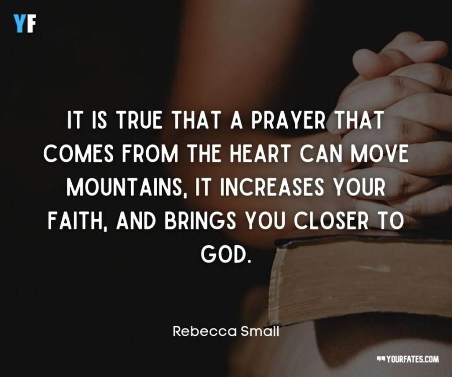 faith quotes about god
